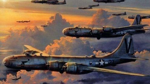 轰炸机故障频发,原子弹无法顺利投下,飞行员只能选择长崎