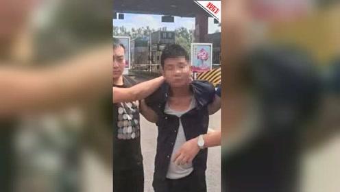 一男子杀人后潜逃18年 吕梁警方在大巴车将其抓获
