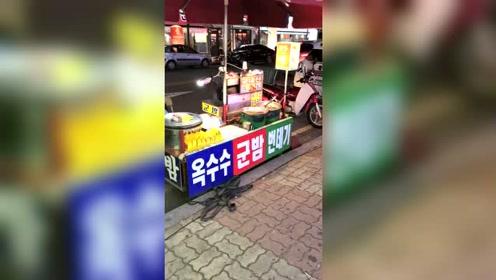 韩国地摊都放中国歌了,国产文化走向世界