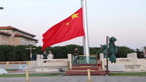 为什么天安门升国旗,要升到28.3米?原来是有这样的意义