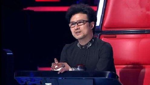 参加歌唱类节目被汪峰淘汰,后坐上导师席位,网友:这脸打得真疼
