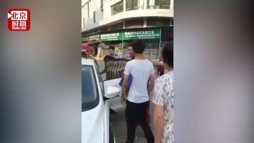 网传衡阳中心汽车站有人抢小孩 警方:欲将男孩骗至出租屋被发现