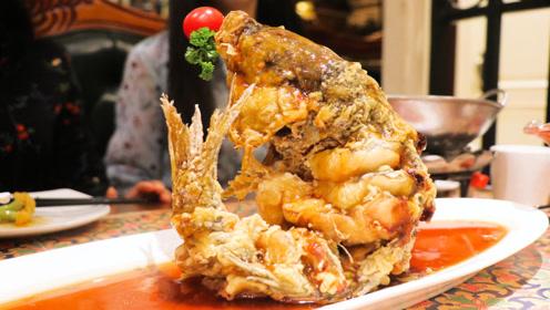 济南美食糖醋鲤鱼,一年卖出100多万条,酸甜可口顾客抢着买