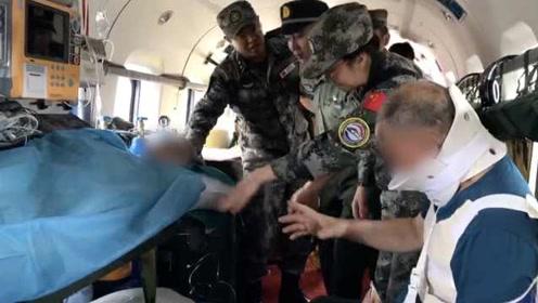 """""""中国真强大!""""旅行团老挝车祸致13死31伤,伤员空运回国治"""