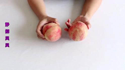 原来保存桃子这么简单!果农教我一招,放上一个月都不坏,实用
