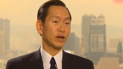 """现场!英国主持人猖狂挑衅""""一国两制""""底线 香港官员霸气回怼"""
