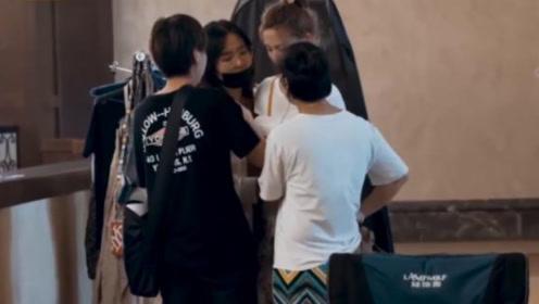 杨超越荧幕首秀被导演骂哭:这么简单的戏都演不好,你在干什么