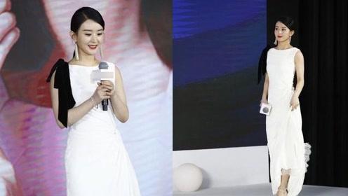 赵丽颖复出美出天际,然而热巴2次拒绝冯绍峰好意,原因让人意外