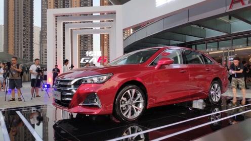 广汽传祺新GA6上市,A级车售价,打造B级价值C级感受