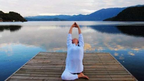 学会这几组瑜伽体式,帮你改善疲劳,尽显年轻!