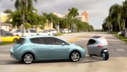 汽车市场新竞品——撞不翻两轮汽车,直接抢占市场!