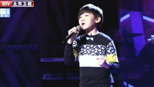 小男孩为妈妈唱一首《我只在乎你》杨钰莹感动落泪!