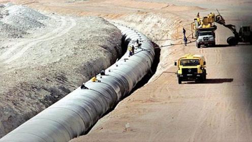 南水北调工程为什么采用明渠,不采用地下管道输送的方式?