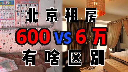 在北京600和6万能租到什么房子?和明星做邻居?【本末测评】