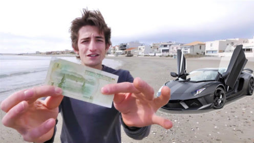 在国外用一块钱人民币能换什么?网红主播亲身经历,不敢相信!