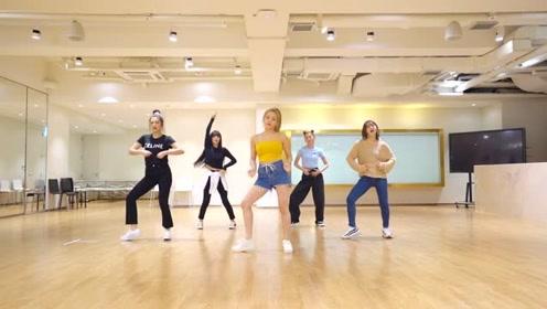 RedVelvet新曲《Umpah Umpah》舞蹈练习公开