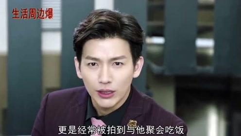 模特界男神,和瞿颖传绯闻,被刘嘉玲献吻,如今单身只为一个尼姑