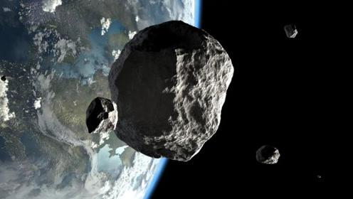 小行星在距离地球很近的地方爆炸,碎片会掉到地球上?能捡吗?