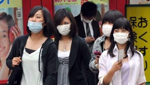 70%日本人患有花粉症,已成为日本的国民病,病因竟不是樱花?