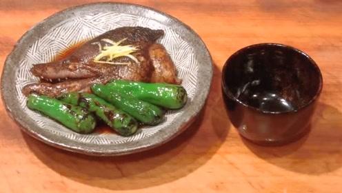 不一样的海鲜,青椒鳗鱼头