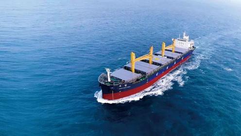 全球首艘无人驾驶船舶亮相,打破美日封锁,摇身一变成海上霸主