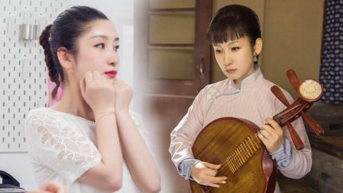 当《老酒馆》谷三妹遇上《中餐厅》秦海璐,姐姐真的是天生丽质呢