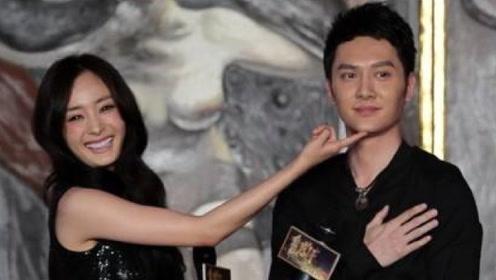 杨幂最好的青春年华,不是给了丈夫刘恺威,而是给了同居多年的他