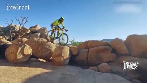 就算你骑了个自行车,也可以不走寻常路
