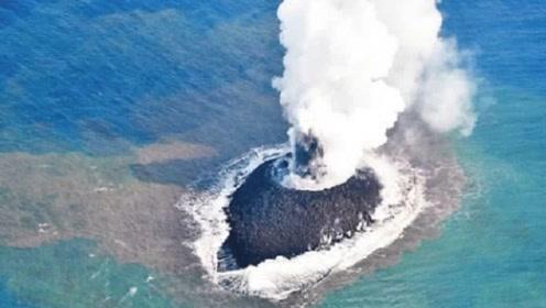 为什么水能灭火,海水却浇不灭海底火山呢?答案你一定猜不到!
