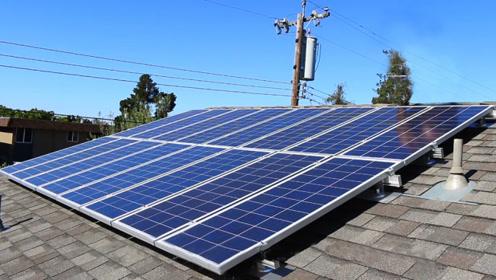 家里电费太贵试试这个黑科技,4000元自己安装太阳能电网系统
