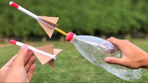 2个自制的娱乐小发明,学会一个,以后都不用买玩具了