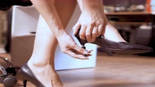 日本发明可伸缩高跟鞋,女神萝莉一秒切换,穿上舍不得脱