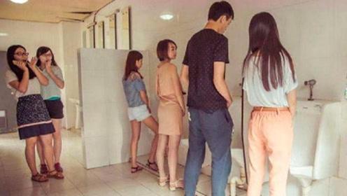 泰国人妖怎么上厕所?去男厕还是女厕?人妖的待遇让人意想不到!