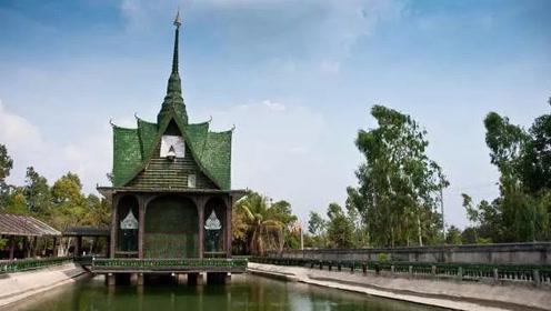 这座寺庙由150万啤酒瓶建造,竟出于和尚之手,长见识了!