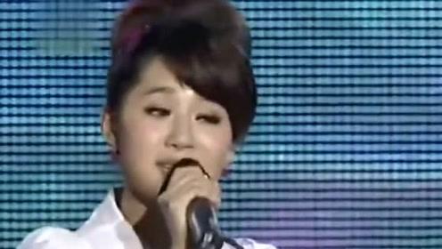 09年的杨紫演唱《留夏》,真的超嫩超可爱的小猴紫!