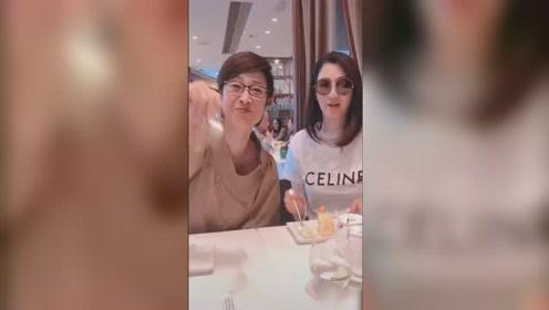 洪欣、陈法蓉为蔡少芬庆46岁生日,遭吐槽太吵了:这两个八婆