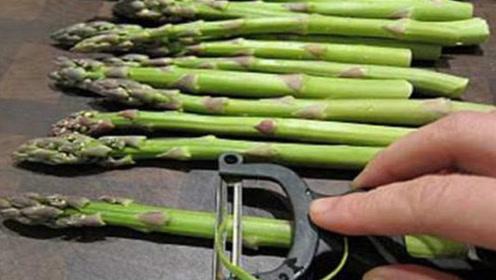 蔬菜之王芦笋,紫、绿、白芦笋谁更有营养?