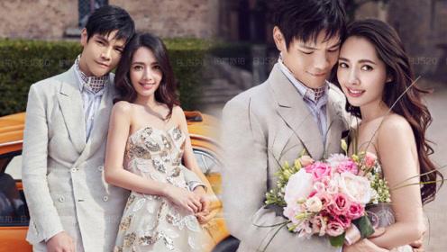 郭碧婷向佐结婚甜蜜发糖,记录二人爱情成长