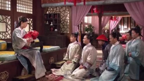 甄嬛传:皇后把催怀孕的方子 给了安陵容,但是自己却从来不吃