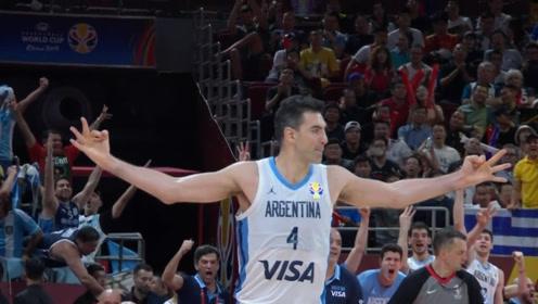 篮球世界杯半决赛五大三分 斯科拉宝刀不老坎帕佐神仙三分