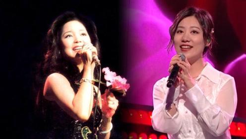 邓丽君杨一歌同唱《南海姑娘》,美妙嗓音动人心弦