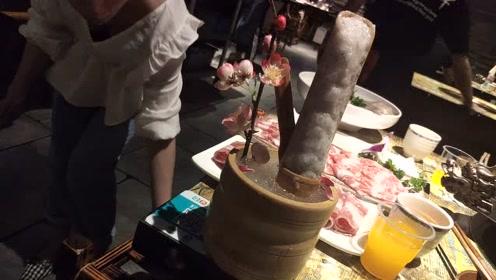 中秋节的我又来免费蹭吃蹭喝了,深圳罗湖这个时候爆满都是美女的