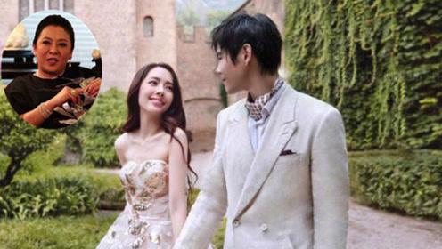 向太否认向佐郭碧婷结婚 澄清向佐郭碧婷婚纱照只是拍广告