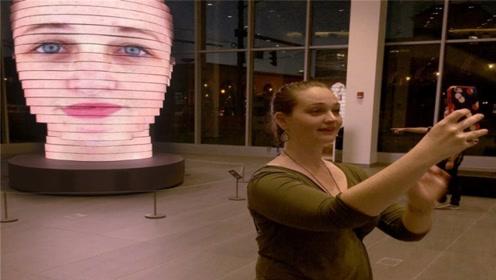 终极自拍神器!29部相机还原巨型3D人脸,你想体验吗?