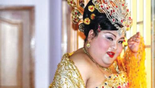 古代的四大美人之一,杨贵妃体重有多少?放到现在不能接受!