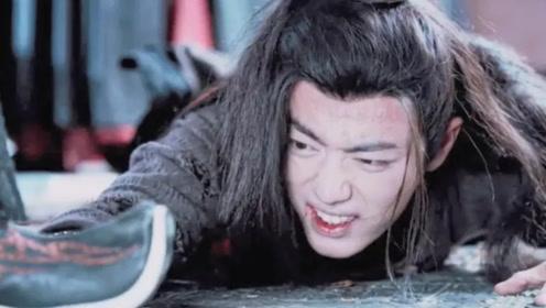 《诛仙》肖战拍戏太拼,眼被撞出淤青,为什么受伤的总是他?