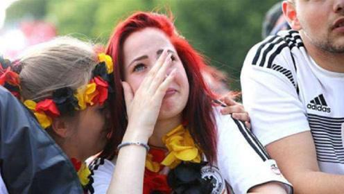 嫁到中国3年的漂亮德国姑娘,回国后家人不敢认,问她这是怎么了