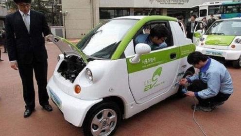 中国首批绿牌车电池报废,产生20万吨废电池,污染比燃油车大?