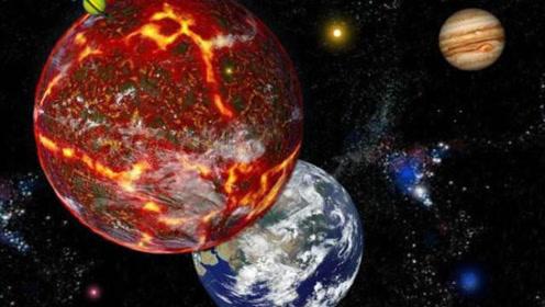 """冥古宙时期的地球长什么样子?带你体验一回""""人间炼狱""""的感觉"""