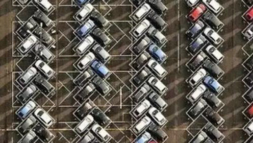 为啥这么小的日本没有停车问题?网友:日本人的设计不得不服!